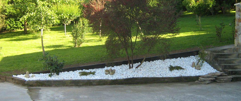 Jardinera graba y escalera bioklan - Jardineras en escalera ...
